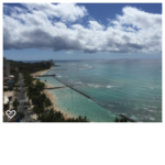 念願のハワイ旅行!!3回訪れてやっとゆっくり過ごせました パート2